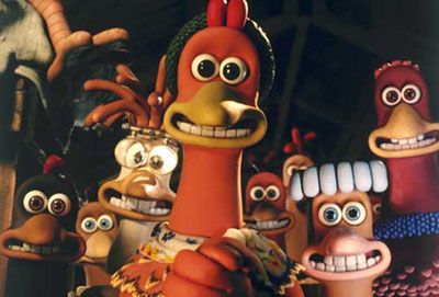 Chicken Run Trivia Quiz
