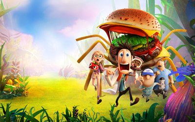 Cloudy with a Chance of Meatballs 2 Trivia Quiz