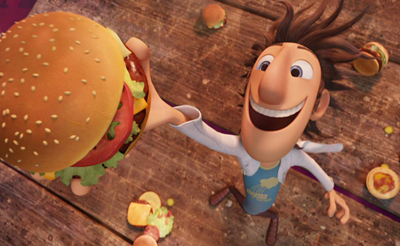 Cloudy with a Chance of Meatballs Trivia Quiz