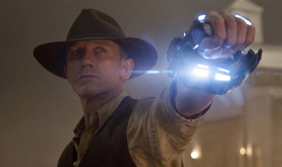 Cowboys and Aliens Trivia Quiz