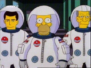 The Simpsons: Deep Space Homer Trivia Quiz