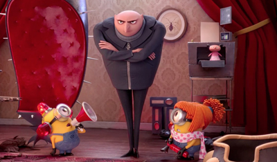 Despicable Me 2 Trivia Quiz