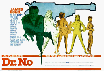 Dr. No Trivia Quiz