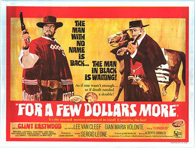 For a Few Dollars More Trivia Quiz
