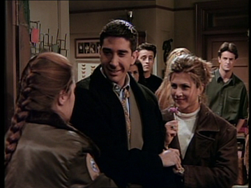 Friends, Season 1 Episode 19: The One Where the Monkey Gets Away Trivia Quiz