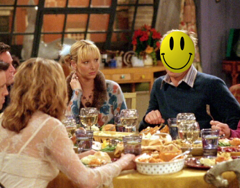 Who's That Guest Star? Friends Edition Trivia Quiz