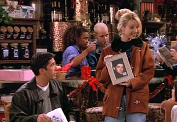Friends, S02E09: The One with Phoebe's Dad Trivia Quiz
