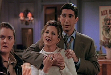 Friends: Season 1 Recap Trivia Quiz
