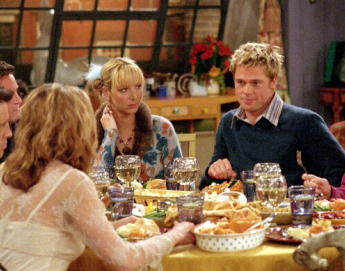 Friends Thanksgiving Episodes Part II Trivia Quiz