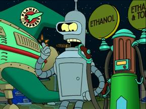Futurama, Season 3 Episode 02: Parasites Lost Trivia Quiz