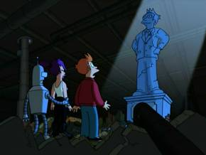 Futurama: Season 3 Episode 04: The Luck of the Fryish Trivia Quiz