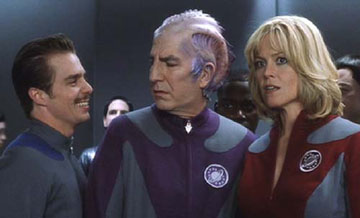 Galaxy Quest Trivia Quiz