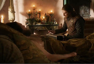Game of Thrones, S01E07: You Win or You Die Trivia Quiz