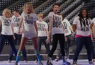 Glee: Music from  Season 2 Trivia Quiz