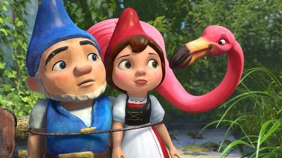 Gnomeo and Juliet Trivia Quiz