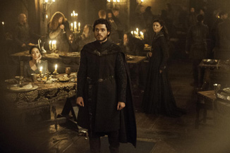 Game of Thrones, S03E09: The Rains of Castamere Trivia Quiz