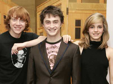 Harry Potter Cast  Trivia Quiz