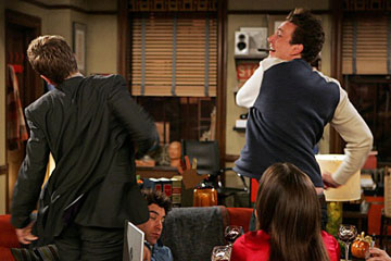 How I Met Your Mother, Season Three: Part I Trivia Quiz