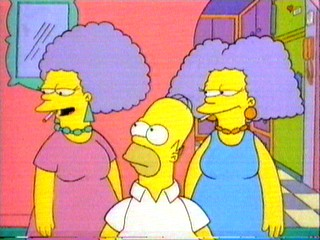 The Simpsons: Homer vs. Patty and Selma Trivia Quiz