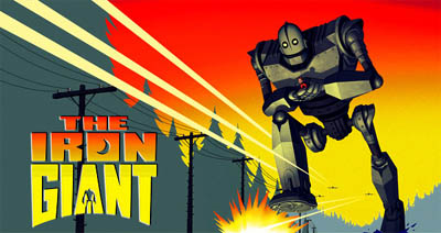 The Iron Giant Trivia Quiz