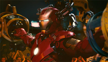Iron Man 2 Trivia Quiz