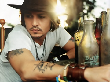 Johnny Depp  Trivia Quiz