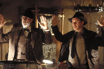 Indiana Jones and the Last Crusade Trivia Quiz