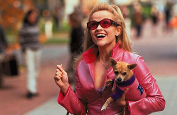 Legally Blonde Trivia Quiz