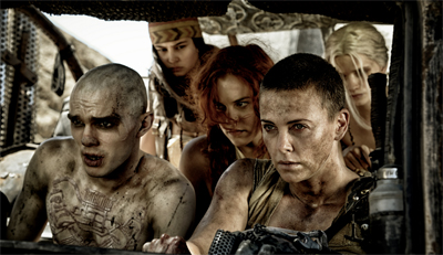 Mad Max: Fury Road Trivia Quiz