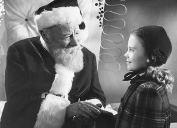 Miracle on 34th Street Trivia Quiz