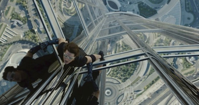 Mission: Impossible - Ghost Protocol Trivia Quiz