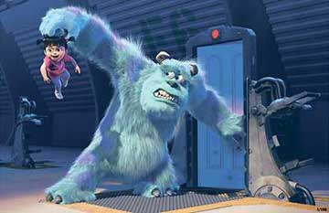 Monsters, Inc. Trivia Quiz