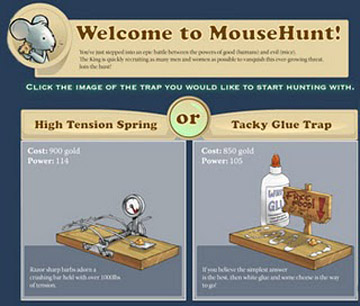 Comments for How Well Do You Know: HitGrab's MouseHunt
