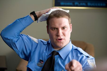 Observe and Report Trivia Quiz