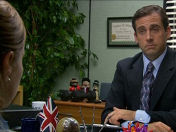 The Office, Season 2 Episode 08: Performance Review Trivia Quiz