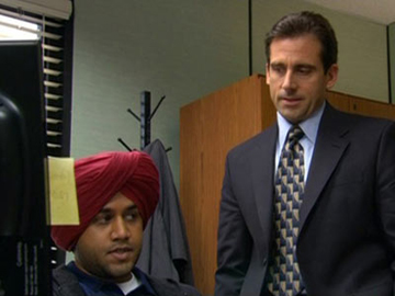 The Office, Season 2 Episode 09: Email Surveillance Trivia Quiz