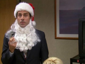 The Office, Season 2 Episode 10: Christmas Party Trivia Quiz