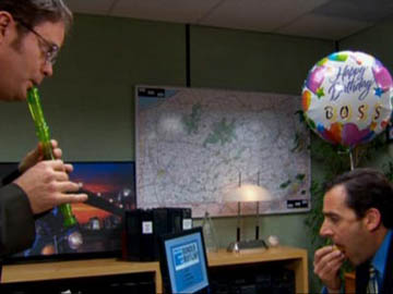 The Office, Season 2 Episode 19: Michael's Birthday Trivia Quiz