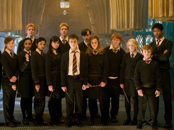 Harry Potter and the Order of the Phoenix Trivia Quiz