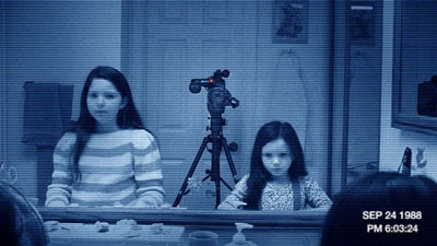 Paranormal Activity 3 Trivia Quiz