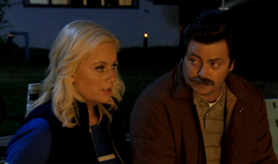 Parks and Recreation, S04E06: End of the World Trivia Quiz