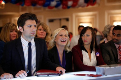Parks and Recreation, S04E22: Win, Lose or Draw Trivia Quiz
