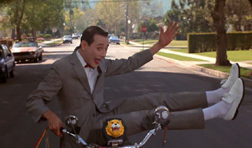 Pee-wee's Big Adventure Trivia Quiz