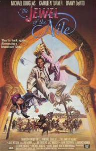 Romancing the Stone/The Jewel of the Nile Trivia Quiz