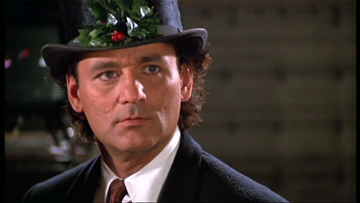 Scrooged Trivia Quiz