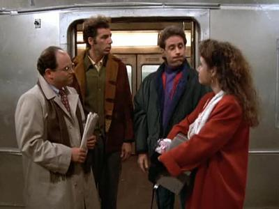 Seinfeld: The Subway Trivia Quiz