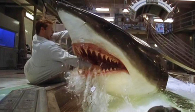 Shark Attack!: Sharks in the Movies Trivia Quiz