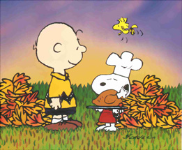A Charlie Brown Thanksgiving Trivia Quiz