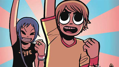 Scott Pilgrim vs. the World (Book) Trivia Quiz