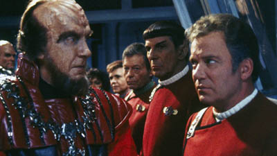 Star Trek VI: The Undiscovered Country Trivia Quiz